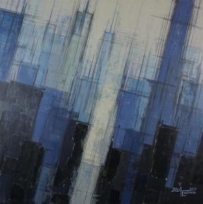 espinosa-art-painting-faded-blue-lines-cityscape