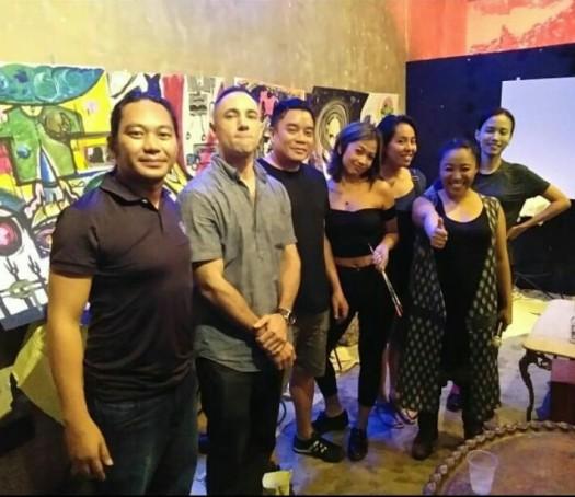 Art Battle - Dulo - Makati