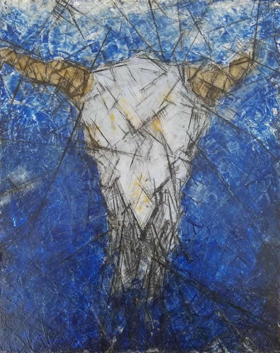 espinosa-art-cowskull-painting-blue-w